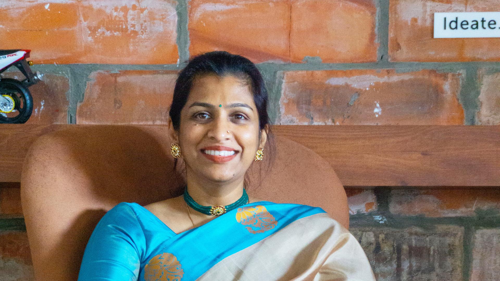 Deepthi_Ravula_CEO_WEHUB_India