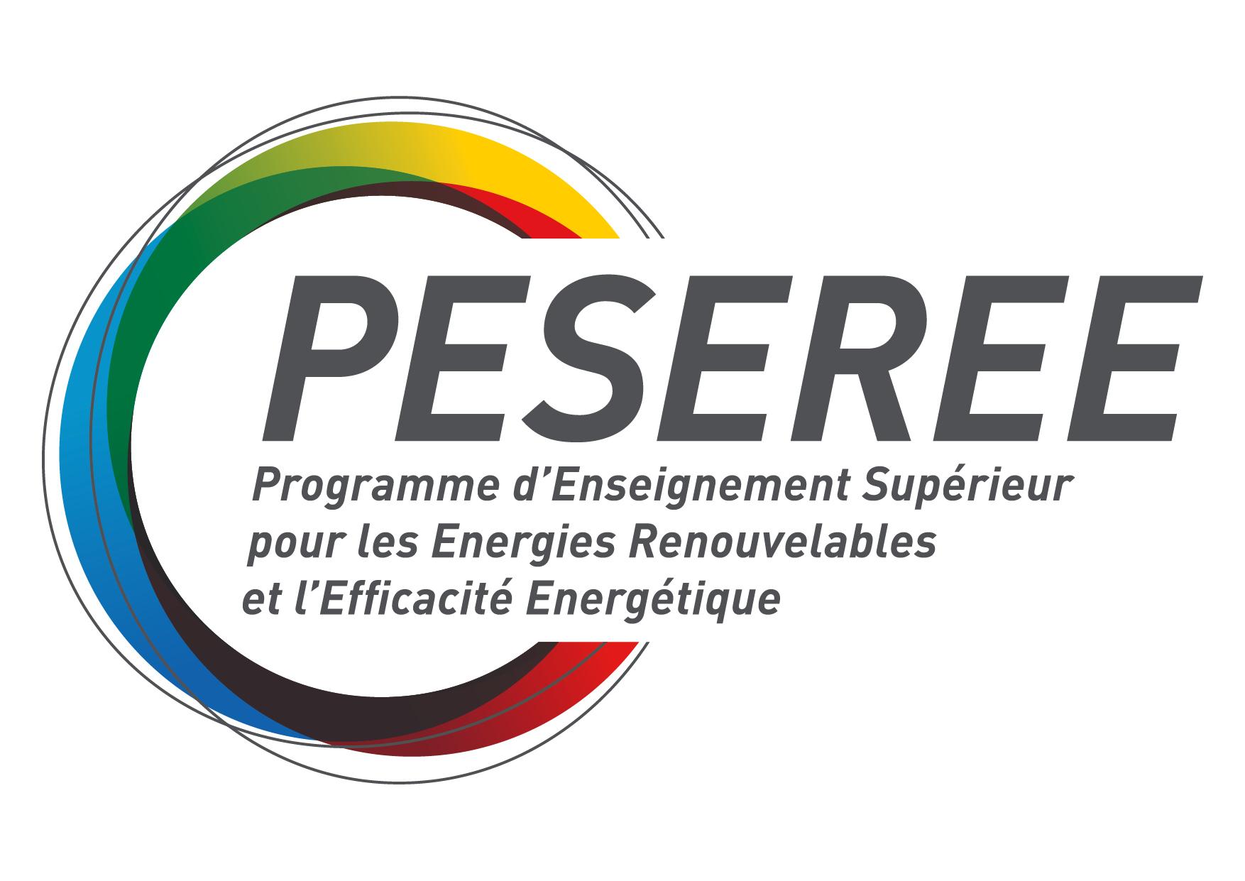 Programme d'Enseignement Supérieur sur les Énergies Renouvelables et Efficacité Énergétique
