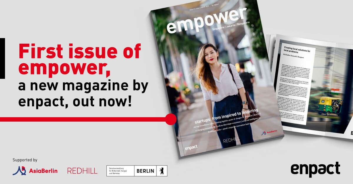 First issue of empower