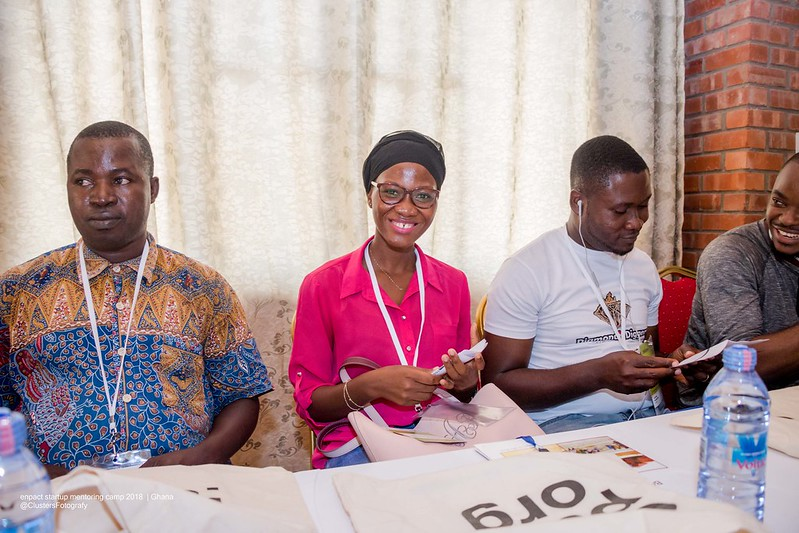 Ghana Startup Fellowships was held in Ghana where four roundtables were held to discuss collaboration possibilities.