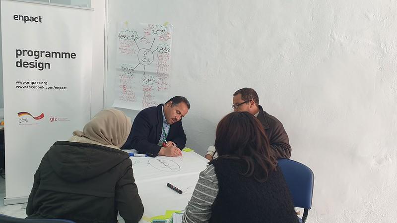 PDL Tunisia 2018/2019 was held in in three cities of Kasserine, Kairouan and Gabès.